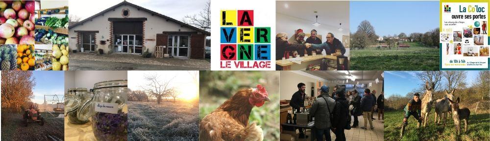 Le Village de la Vergne